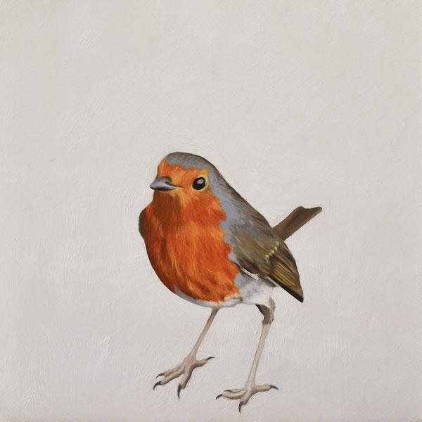 Attentive - robin